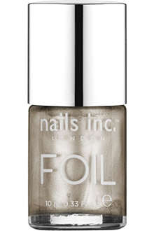 NAILS INC Foil Effect nail polish