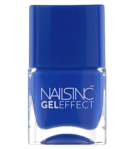 NAILS INC Gel-Effect nail polish (Baker+street