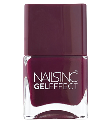 NAILS INC Gel-Effect nail polish (Kensington high street