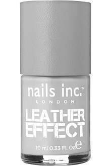 NAILS INC Old Compton Street leather nail polish