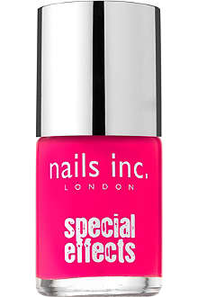 NAILS INC Neon crackle nail polish