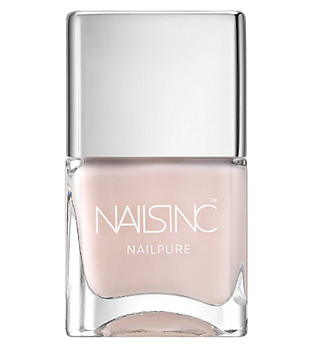 NAILS INC Pure Collection nail polish (London+court