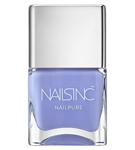 NAILS INC Pure Collection nail polish (Regents+park