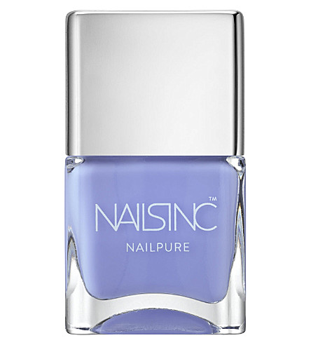 NAILS INC Pure Collection nail polish (Regents+place