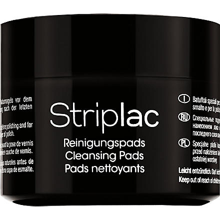 STRIPLAC Nail cleansing pads