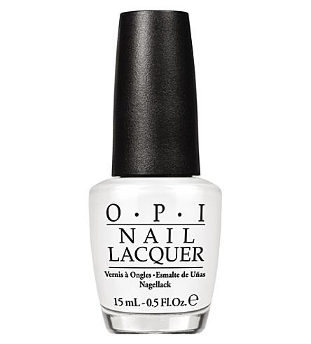 OPI 威尼斯系列指甲油 (I + 卷 + 耐磨 + OPI