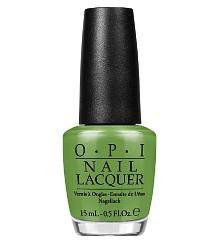 OPI New Orleans Nail Polish 15ml (Im sooo swamped