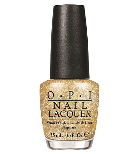 OPI Alice Through The Looking Glass Nail Polish (A mirror escape
