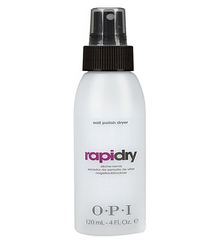 OPI RapiDry lacquer spray 120ml