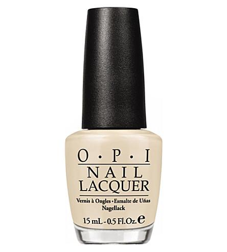 OPI Coca-Cola Collection nail polish (You're so vain-illa