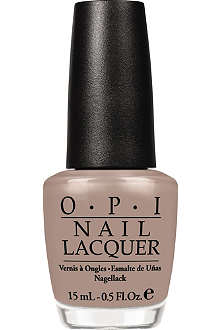 OPI Germany Collection nail polish