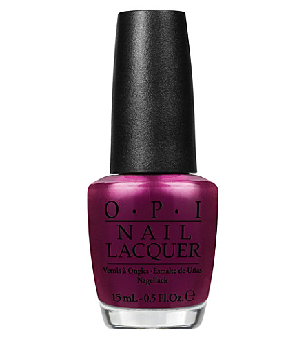 OPI Gwen Stefani limited edition holiday nail polish (Kiss me or elf