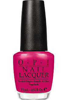 OPI Holland Collection nail polish
