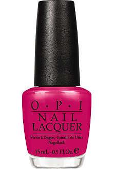OPI Holland Collection nail polish