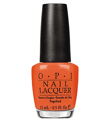 OPI Nail polish (A+good+man-darin