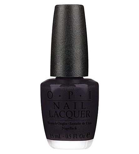 OPI Nail polish (Light my sapphire