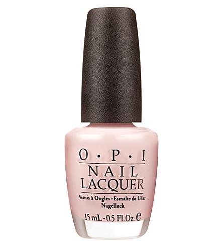 OPI Nail polish (Mod about you