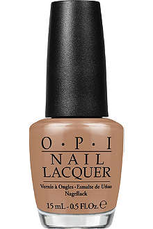 OPI Nordic Collection nail polish