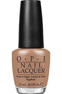 OPI Nordic Collection nail polish