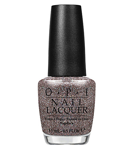 OPI Nordic Collection nail polish (My voice is a little