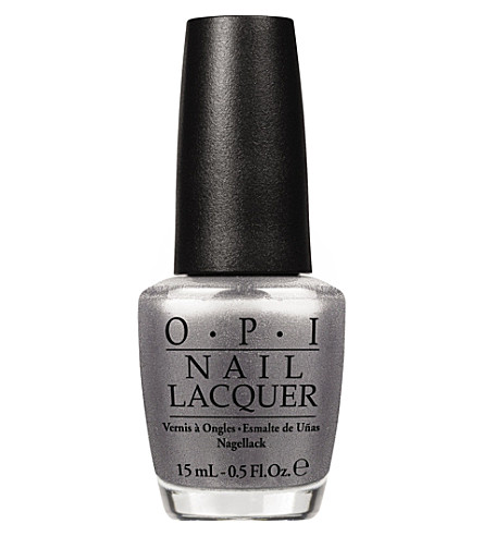 OPI San Francisco Collection nail polish (Haven?t+the+foggiest