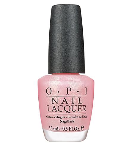 OPI Soft Shades nail polish (Princesses rule!