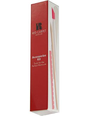 RED CARPET MANICURE Red Carpet Manicure Accessories Kit