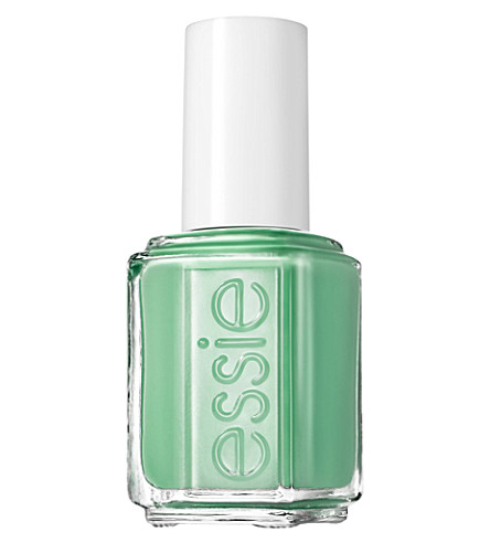 ESSIE Resort Collection nail polish (First timer