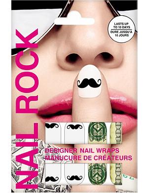 NAIL ROCK Big Money nail wraps