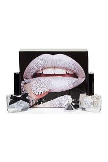CIATE Caviar Manicure Luxe Set - Smoulder