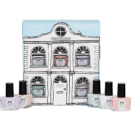 CIATE Dolls House nail polish set