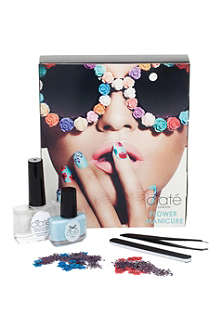 CIATE Bada Bloom flower manicure