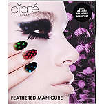 CIATE All a Flutter feathered manicure