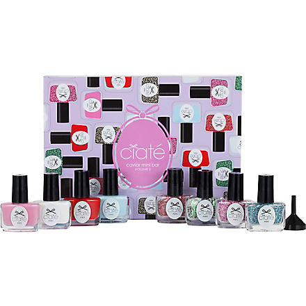 CIATE Caviar Mini Bar Vol 2 nail polish gift set