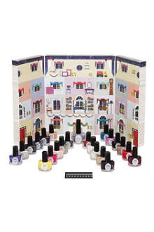 CIATE Mini Mani Manor nail polish advent calendar