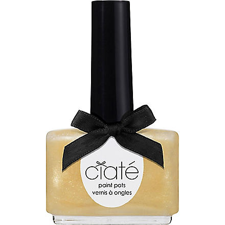 CIATE Afterglow top coat (Afterglow