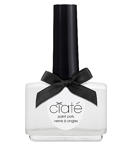 CIATE Snow Virgin Paint Pot - creme