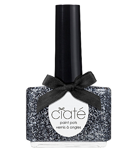CIATE Couture Noir Paint Pot - tweed