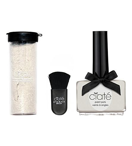 CIATE Velvet Manicure - Mink Cashmere (Mink+cashmere