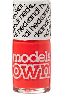 MODELS OWN Hed Kandi Ibiza mix nail polish
