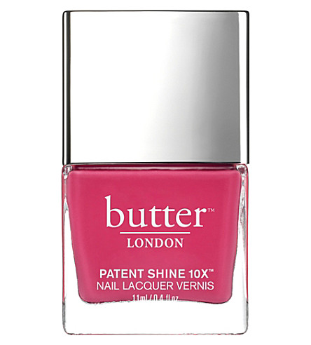 BUTTER LONDON Nail polish (Flusher blusher