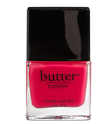 BUTTER LONDON Nail lacquer (Snog