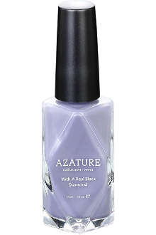 AZATURE Lilac Diamond nail polish