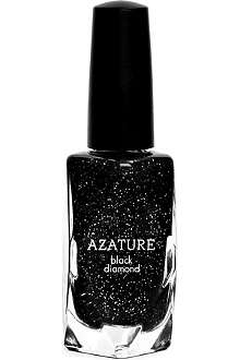 AZATURE Black Diamond nail polish