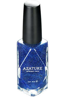 AZATURE Blue Diamond nail polish