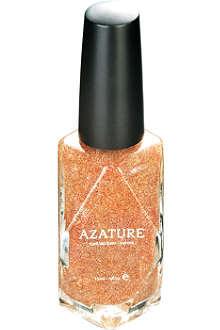 AZATURE Champagne Diamond nail polish