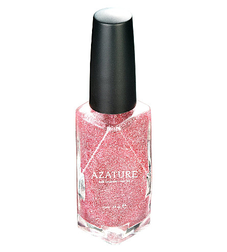 AZATURE Pink Diamond nail polish (Pink