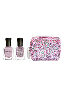 DEBORAH LIPPMANN Two of Hearts nail polish mini duet