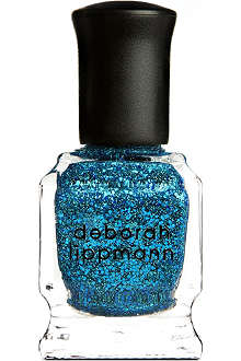 DEBORAH LIPPMANN Just Dance glitter nail polish
