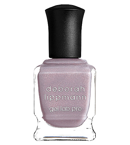 DEBORAH LIPPMANN Gel Lab Pro nail colour (Message+in+a+bottle